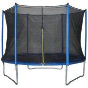 Capetan® SKIPPER kültéri trambulin védőhálóval 244 cm átmérővel