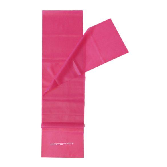 Capetan® TPE aerobic elasztikus szalag - Gyenge - 150cm x