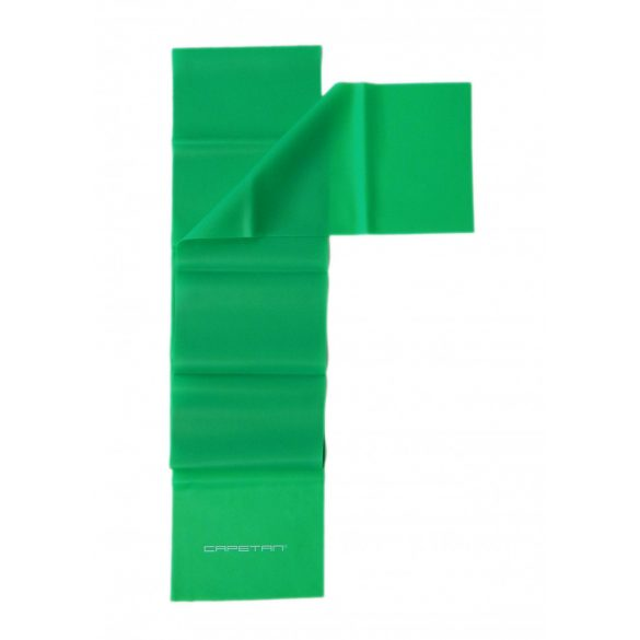 Capetan® TPE aerobic elasztikus szalag - Erős - 150cm x