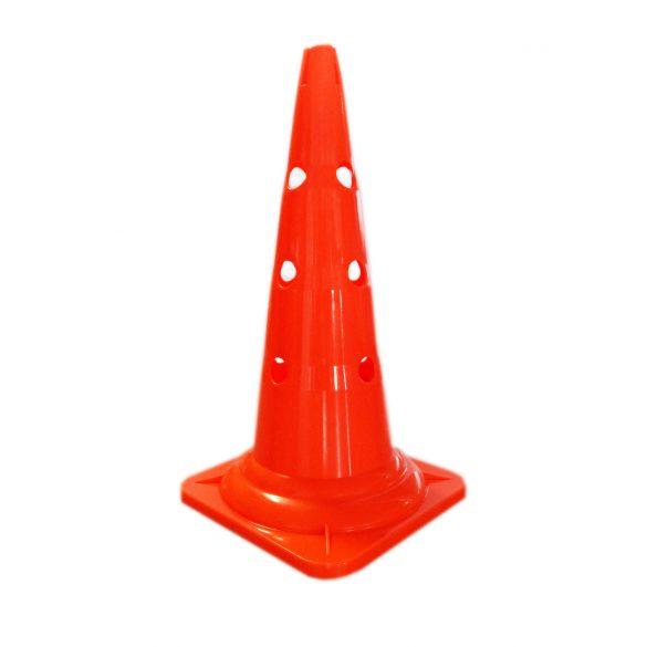 Capetan® 50cm magas narancs színű bója bottartó bevágással  a