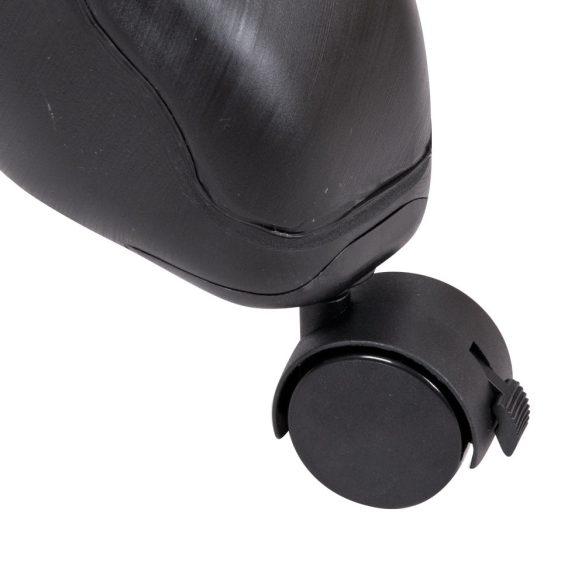 Capetan® Fit Office Plus háttámlás fitnesz szék labdával gurulógörgőkkel -