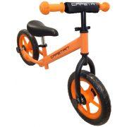 """Capetan® Energy Narancs színű 12"""" kerekű futóbicikli - pedál nélküli"""