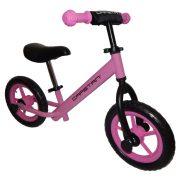 """Capetan® Energy Pink színű 12"""" kerekű futóbicikli - pedál nélküli"""