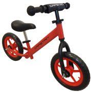 """Capetan® Energy Piros színű 12"""" kerekű futóbicikli - pedál nélküli gyermekbiciklikli"""