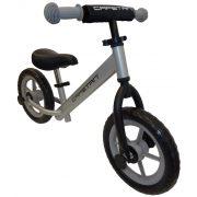 """Capetan® Energy Ezüst színű 12"""" kerekű futóbicikli - pedál nélküli gyermekbicikli"""
