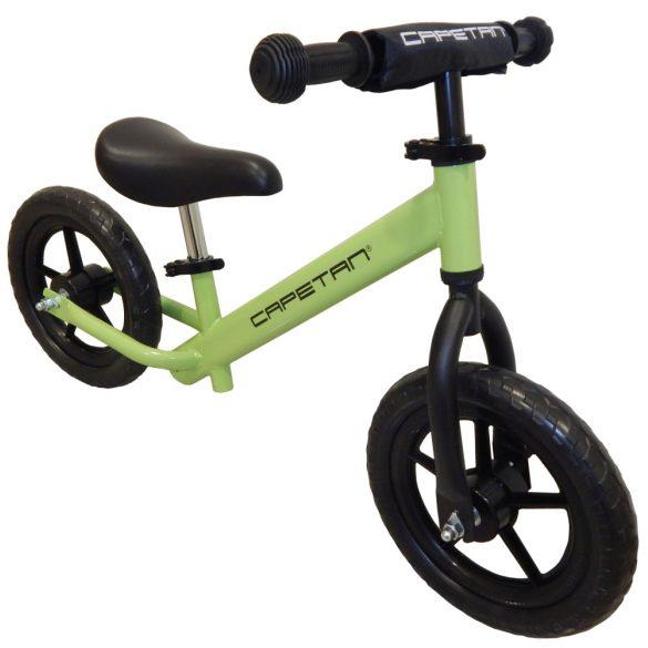 """Capetan® Energy Shadow Line Zöld színű 12"""" kerekű futóbicikli - pedál nélküli gyermekbicikli"""