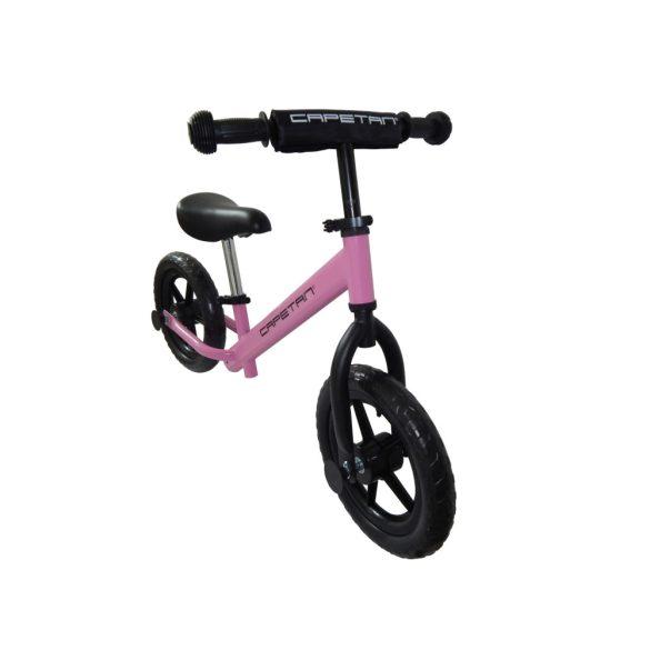 """Capetan® Energy Shadow Line Pink színű 12"""" kerekű futóbicikli - pedál nélküli gyermekbicikli"""