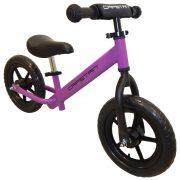 """Capetan® Energy Shadow Line Lila színű 12"""" kerekű futóbicikli - pedál nélküli gyermekbicikli"""