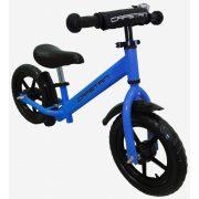 """Capetan® Energy Plus Sötét kék színű 12"""" kerekű futóbicikli sárhányóval és csengővel - pedál nélküli gyermekbicikli"""