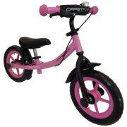 """Capetan® Sirius Premium Line Rózsaszín színű, fékkel ellátott 12"""" kerekű"""