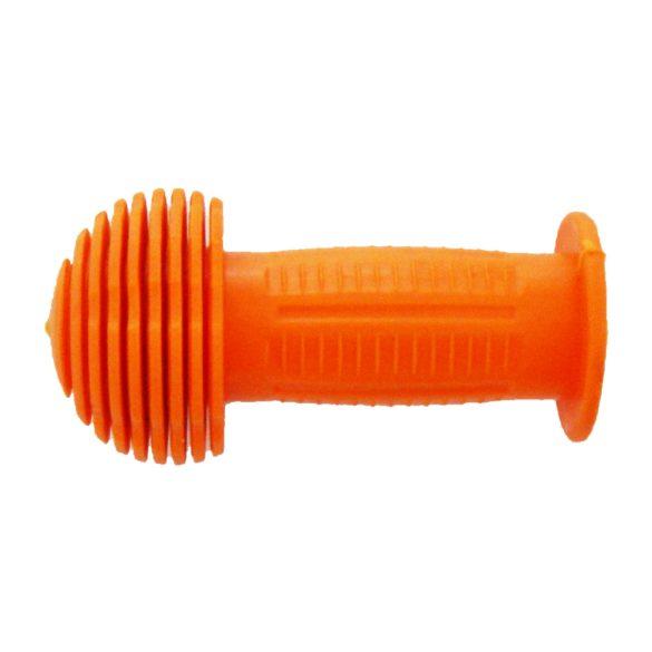 Capetan® futóbiciklihez pót markolat pár - Narancs