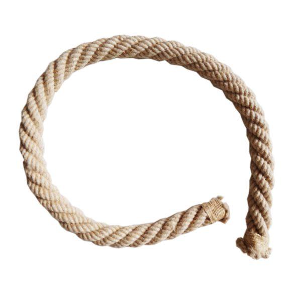 Lépegető egyensúlyozó kender kötél 2m fejlesztő tornához