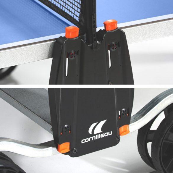 Cornilleau Crossover 100  kék kültéri pingpong asztal ajándék Standard