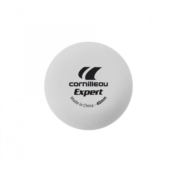 Cornilleau Expert White 6db pingpong labda (Fehér)