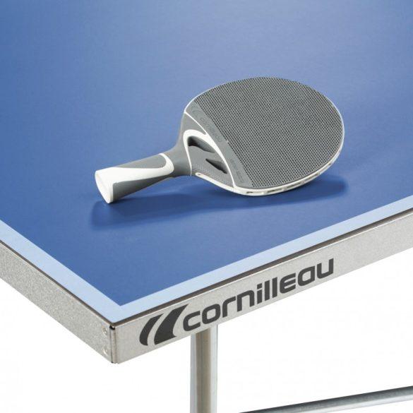 Cornilleau Crossover 100 Outdoor KÉK kültéri pingpong asztal, szintezhető lábbal,