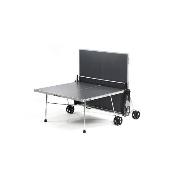 Cornilleau 100 S Crossover SZÜRKE ioutdoor dőjárásálló pingpong asztal családi