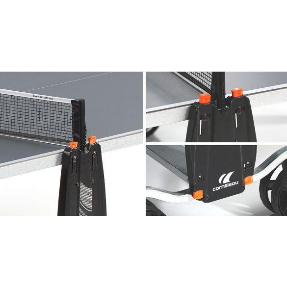 Cornilleau 100 S Crossover outdoor SZÜRKE kültéri pingpong asztal (Csillogásmentesített