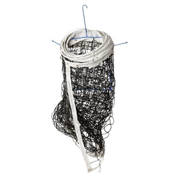 Röplabda hálótartó eszköz háló tároláshoz