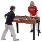 Capetan® Kick10 Junior asztalifoci asztal átmenő rudazattal csocsóasztal gyermekeknek háromszög