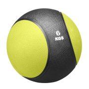 Medicin labda Trendy 9 kg-26 cm átmérő, levegőtöltetes belső, jól