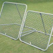 Tactic Sport lövőfal Club 1,2x1,2m, galvanizált felület, állítható dőlésszög