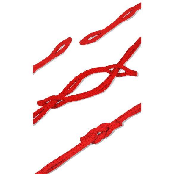 Isilink vörös rögzítő kötél folyóméterben