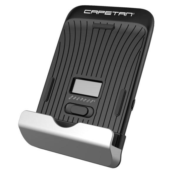 Capetan® Fit Line X2.2 Fekvőkerékpár 6Kg lendkerékkel pulzusmérővel tablet tartóval,