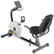 Capetan® Fit Line X3.2 Fekvőkerékpár 7Kg lendkerékkel, pulzusmérővel tablet tartóval,