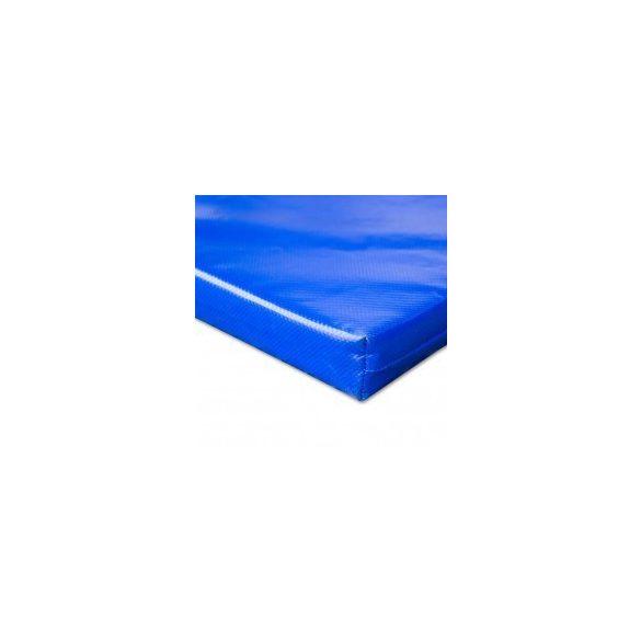 Tatami szőnyeg 200x100x6 cm, klasszikus érdesített tatami felülettel, kék szín