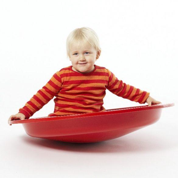 Goge Egyensúlyozó tányér, forgató teknő, egyensúlyozó korong, 75cm átmérő, 14cm