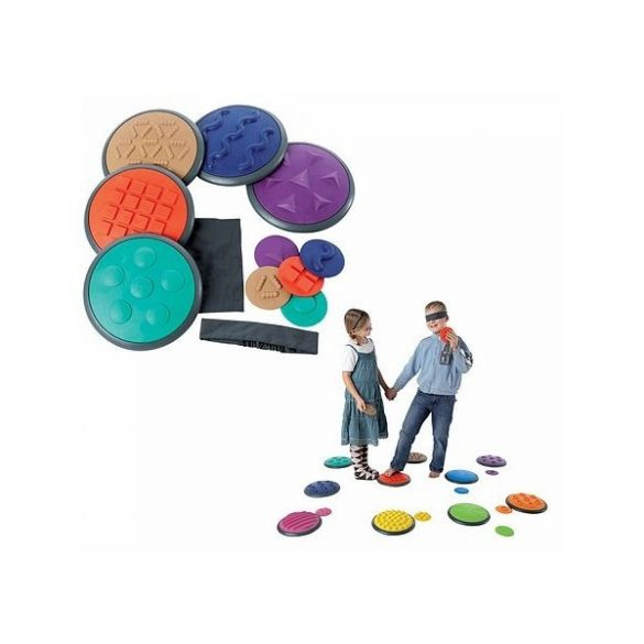 Gonge Érzékelő korongok 5+5 darabos szett, lépegető kő és tapintás