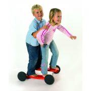 Go-Go Bus pedálos egyensúlyozó roller kétszemélyes, kapaszkódó nélkül