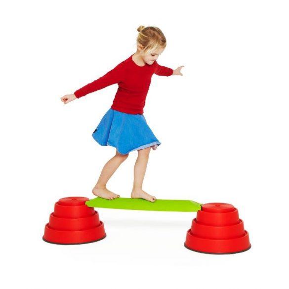 Gonge mozgásfejlesztő rendszerhez egyensúlyozó gerenda
