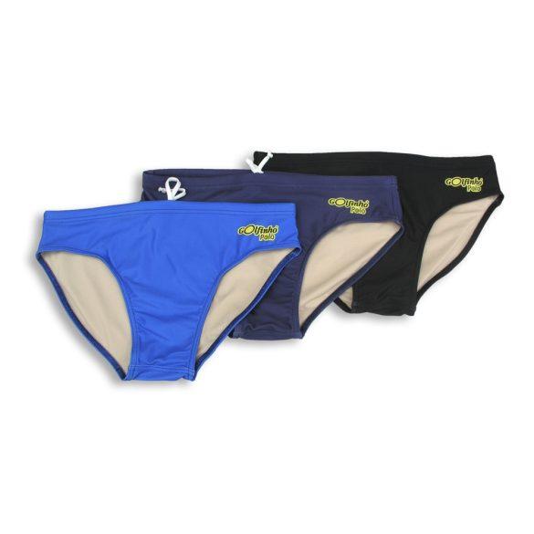 Vízilabdás nadrág Golfinho, M-XL, fekete
