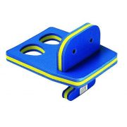 Aqua trainer úszódeszka szett 2 db-os, anyaga többrétegű 4 cm