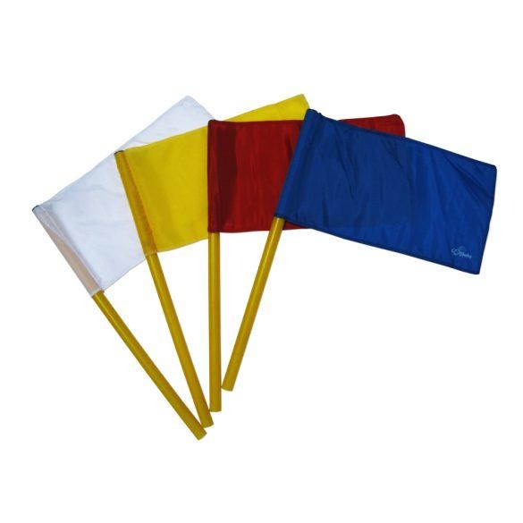 Vízilabda bírói zászló garnitúra 4 db-os
