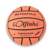 Vízilabda Golfinho Competition Fluo fluoreszkáló narancs szín, No.4, női és