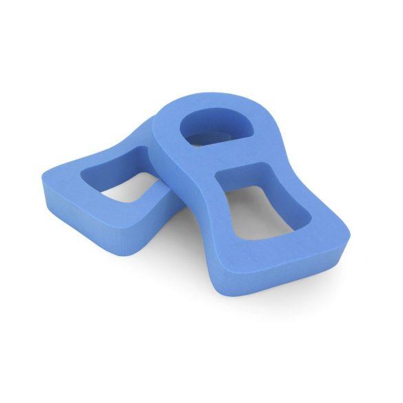 Aquafitnesz box kesztyű pár, vizi aquatréning kar erősítő eszköz