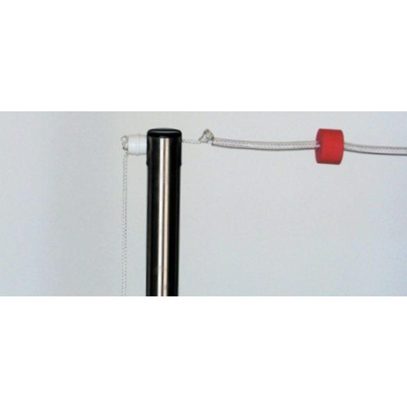 Hibás rajt jelző kötél tartó, visszahívó kötél oszlopok