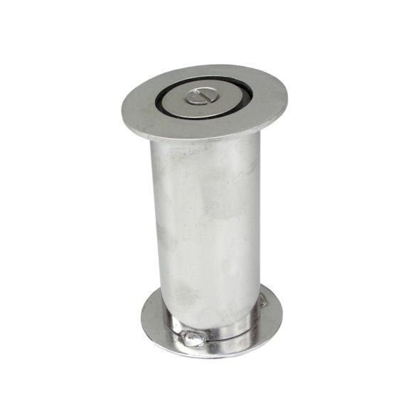 Hátúszás indító 43 mm átmérőjú kötél tartó oszlophoz beépítő hüvely