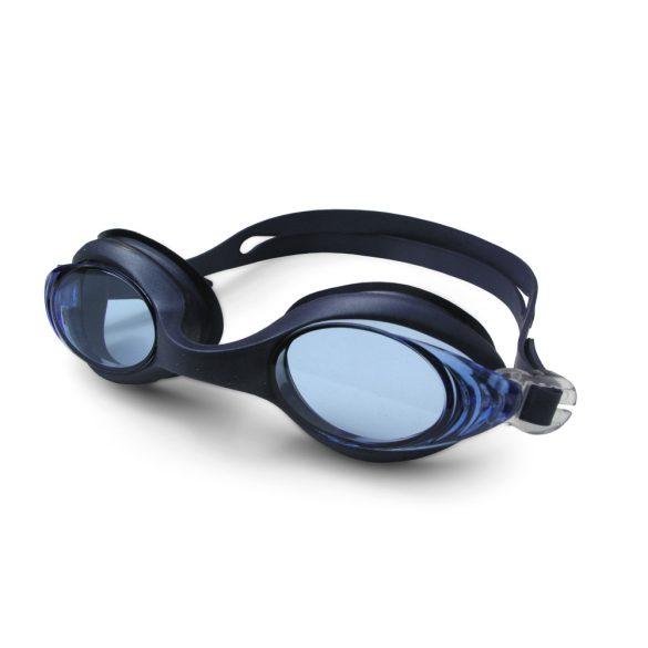 Szilikonos úszószemüveg Roma , antifog felnőtt - tengerészkék