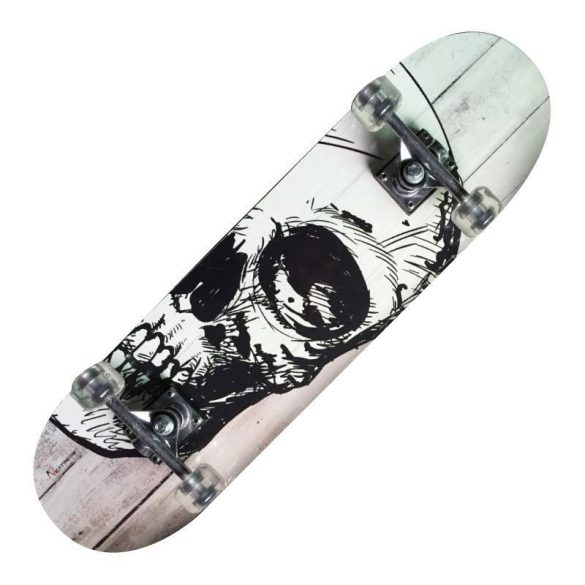 Garlando Nextreme White Skull gördeszka