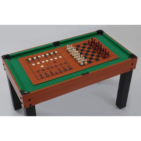 Garlando Multi-12 többfunkciós játékasztal