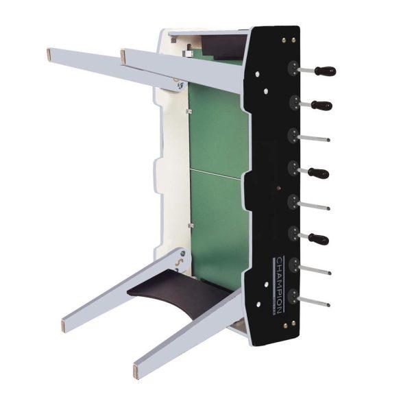 Garlando Champion csocsóasztal ( összecsukható lábakkal ) teleszkopos rudazattal