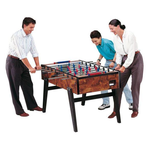 Garlando Familiare - Familia csocsóasztal átmenő rudazattal