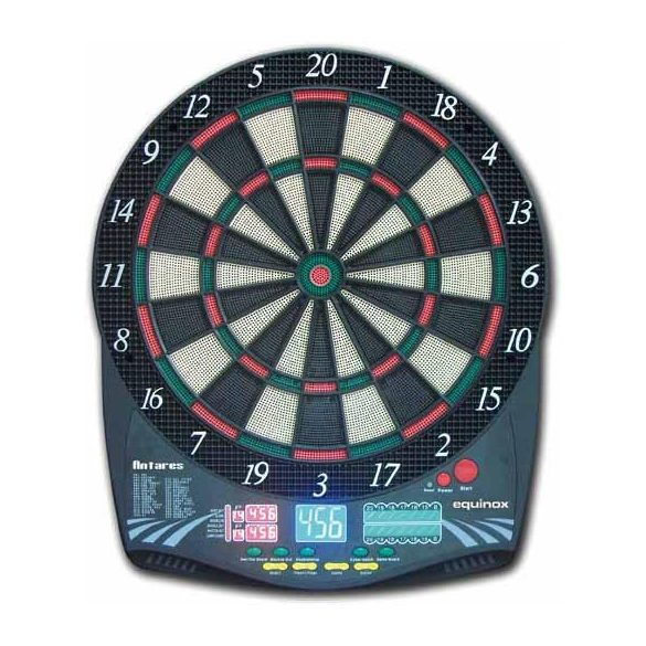 Equinox elektromos darts ANTARES adapteres