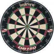 Darts tábla szizal UNICORN DB 180