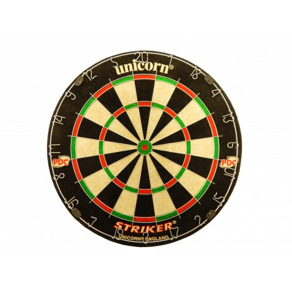 Unicorn Striker darts tábla