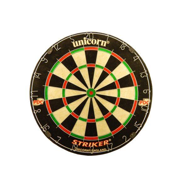 Unicorn Striker darts tábla