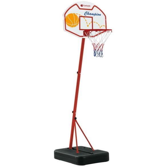 Garlando Phoenix 165cm magas műanyag tárolódobozos hordozható gyermek streetball állvány